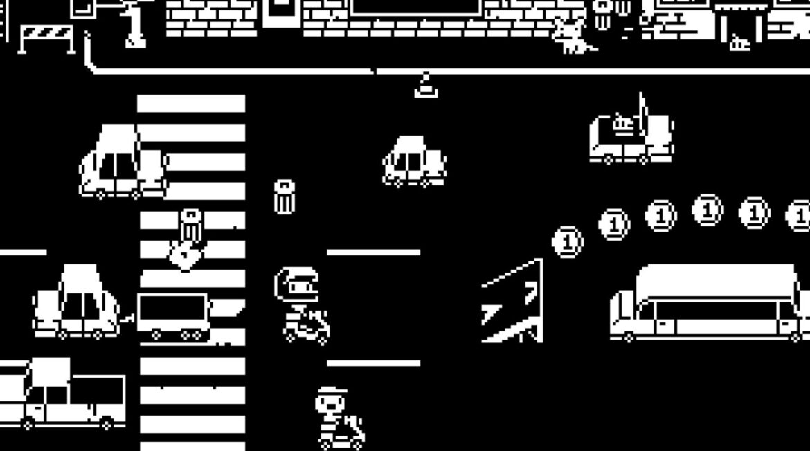 "Acclaimed time loop adventure Minit gets ""peculiar little racing"" spin-off for charity"