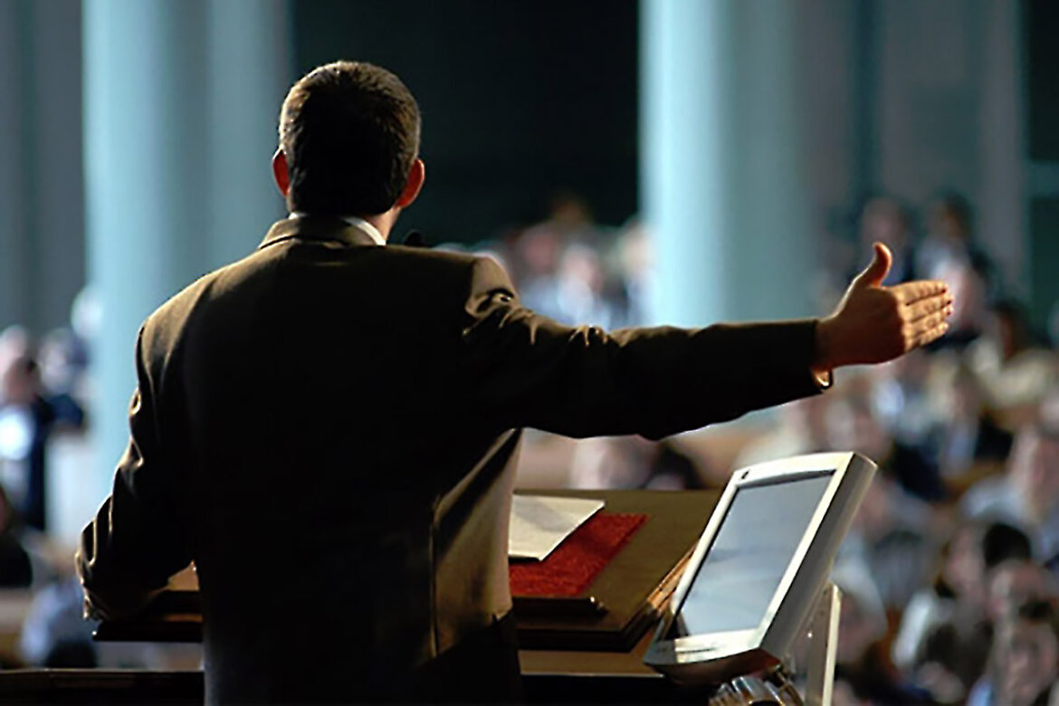 Everything You Ought To Know About Public Speaking